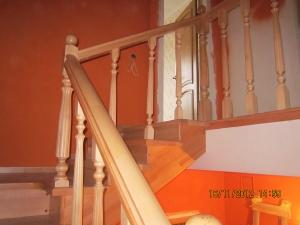 Балясины на лестницах _16
