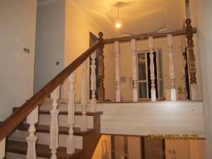 Балясины на лестницах _13