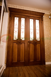 Деревянные двери_11